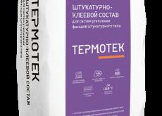 Штукатурно-клеевой состав Термотек, 25 кг