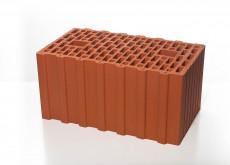Керамический блок 44 ( Крупноформатный поризованный блок Ceramic Thermo 12,4 NF )