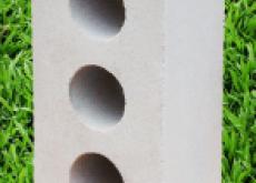 Кирпич силикатный КЗСМ пустотелый утолщенный рядовой ГОСТ 379-2015, 250х120х88 мм.