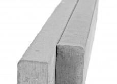 Бордюр тротуарный БР 100.20.8 серый