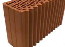 КЕРАКАМ керамический блок  кайман 38 + М-75, 380х125х219 мм
