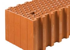 КЕРАКАМ керамический блок 44 М-100, 440х260х219 мм