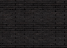 Кирпич ручной формовки DF, полнотелый, Morvan 533 черный, М-150 VANDERSANDEN 210х100х65 мм