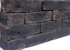 Кирпич облицовочный ручной формовки RECKE 5-00-00-0-00 коричневый 210*100*65