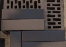 Кирпич облицовочный одинарный пустотелый RECKE М250 5-21-00-0-00 1NF