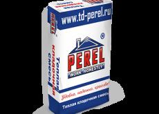 Теплоизоляционная кладочная смесь: PEREL TKS 2020, упаковка 25 кг