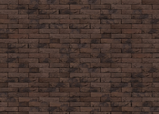 Кирпич ручной формовки WF, полнотелый, Robusta 97 коричневый, М-150 VANDERSANDEN 210х100х50 мм