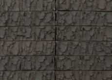 Кирпич облицовочный Terka Wienerberger 0,7 НФ , Antracit Vulcano черный , 250х85х65 мм