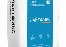 Клей плиточный базовый Лайтфикс C0, 25 кг