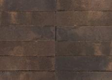 Кирпич облицовочный Terka Wienerberger 0,7 НФ , Bergen Nordic Klinker коричневый пестрый , 250х85х65 мм
