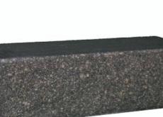 КИРПИЧ РВАНЫЙ УГЛОВОЙ ЧЕРНЫЙ ДКЛТ, КЗ Авангард, 225х95х65 мм