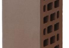 Кирпич облицовочный пустотелый БАВАРСКАЯ КЛАДКА 1,4НФ Готика гладкий М-200, ВЫШНЕВОЛОЦКИЙ КЗ, 250х120х88 мм.
