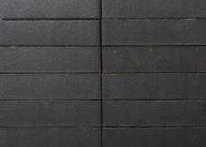 Кирпич облицовочный Terka Wienerberger 0,7 НФ , Grafit Klinker черный , 250х85х65 мм