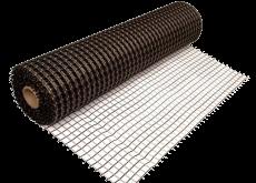 Армирующая базальтовая сетка Porotherm BM, 1*50 м