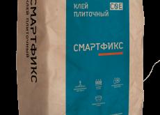 Клей плиточный с увеличенным открытым временем Смартфикс C0 E Зимняя серия, 40 кг