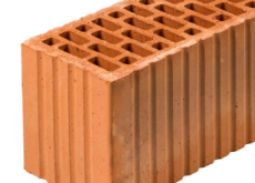 КЕРАКАМ керамический блок  Х2  М-150, 250х120х140 мм