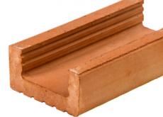 КЕРАКАМ керамический блок П  М-150, 120х219х660мм