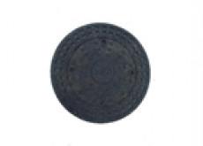 Люк 315 Политэк черный полимер-песчаный
