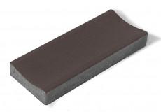 Лоток водоотводный бетонный ЛВ 50.20.6, коричневый