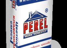 Цветная кладочная смесь Perel SL 0001 супер-белая, 50 кг.
