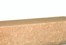 КИРПИЧ РВАНЫЙ УГЛОВОЙ ПЕРСИКОВЫЙ ДКЛТ, КЗ Авангард, 225х95х65 мм.