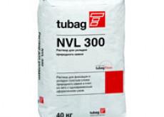 NVL 300 Раствор для укладки природного камня, серый