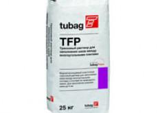 TFP Трассовый раствор для заполнения швов многоугольных плит, серый