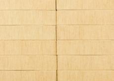 Кирпич облицовочный Terka Wienerberger 1 НФ , Safari Шероховатый жёлтый , 250х120х65 мм