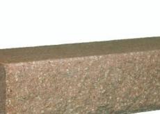 КИРПИЧ РВАНЫЙ УГЛОВОЙ СУРИК ДКЛТ, КЗ Авангард, 225х95х65 мм.