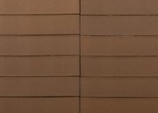 Кирпич облицовочный Terka Wienerberger 0,7 НФ , Terra Гладкий  коричневый, 250х85х65 мм