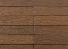 Кирпич облицовочный Terka Wienerberger 0,7 НФ , Terra Риф коричневый , 250х120х65 мм