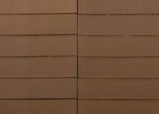 Кирпич облицовочный Terka Wienerberger 1 НФ , Terra Гладкий  коричневый, 250х120х65 мм