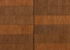 Кирпич облицовочный Terka Wienerberger 0,7 НФ , Terrakota Шероховатый коричневый пестрый , 250х85х65 мм