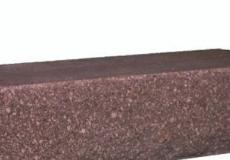 КИРПИЧ РВАНЫЙ УГЛОВОЙ ТЕРРАКОТОВЫЙ ДКЛТ, КЗ Авангард, 225х95х65 мм